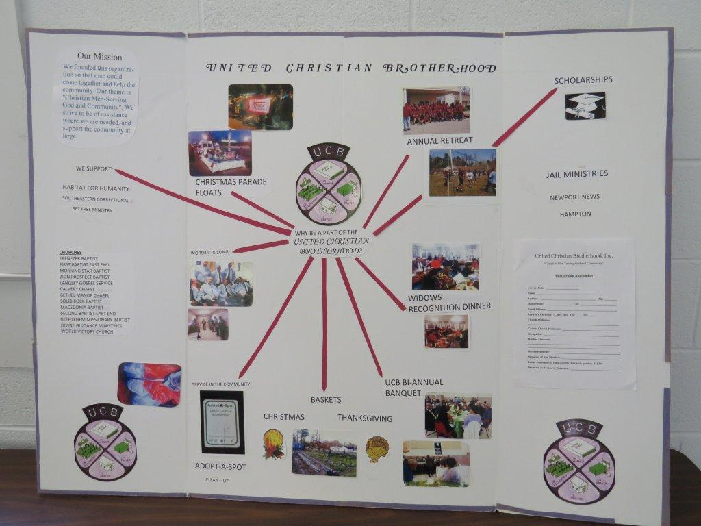 UCB Activities in the Community