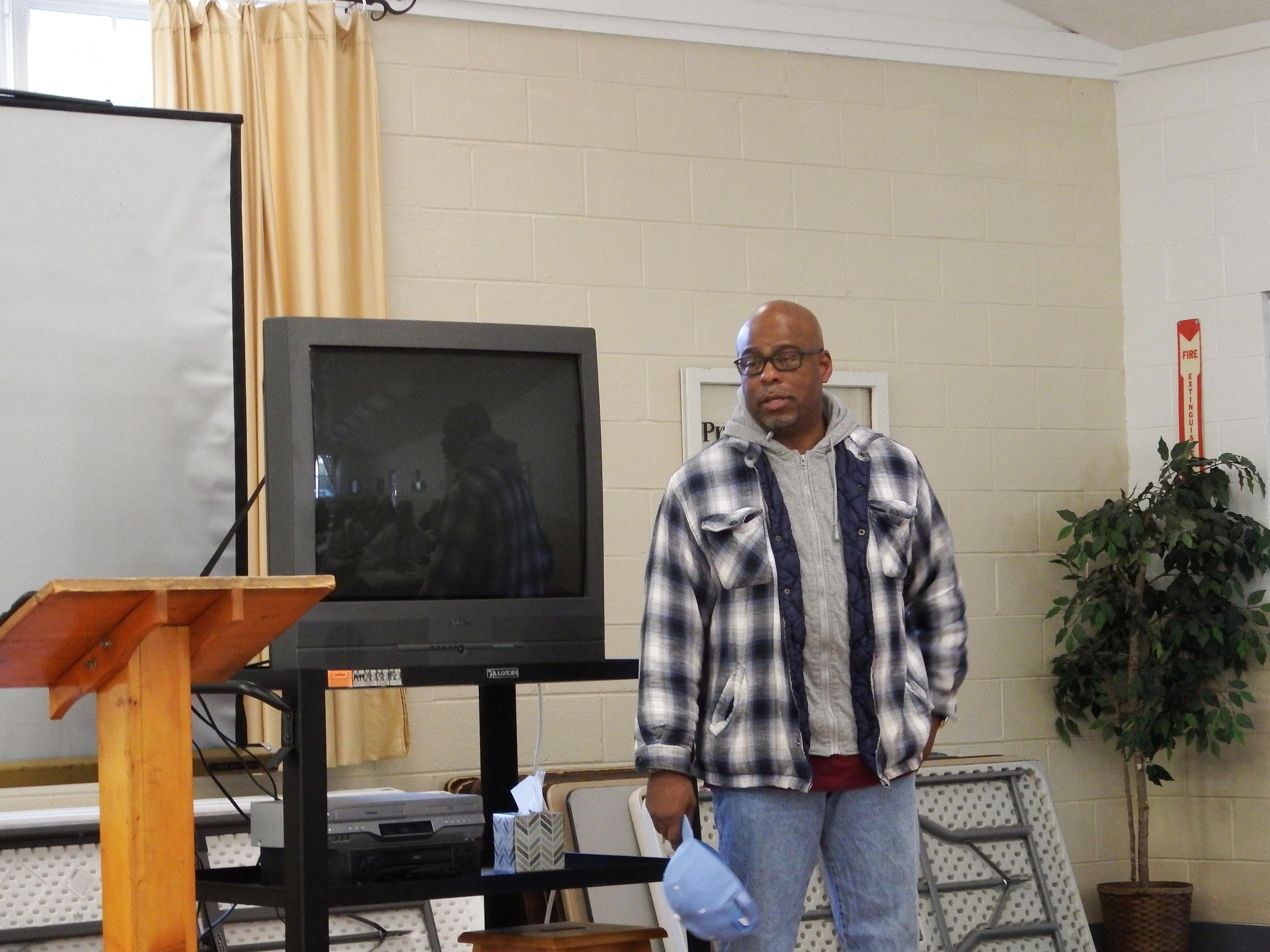 Testimonial at  the Retreat
