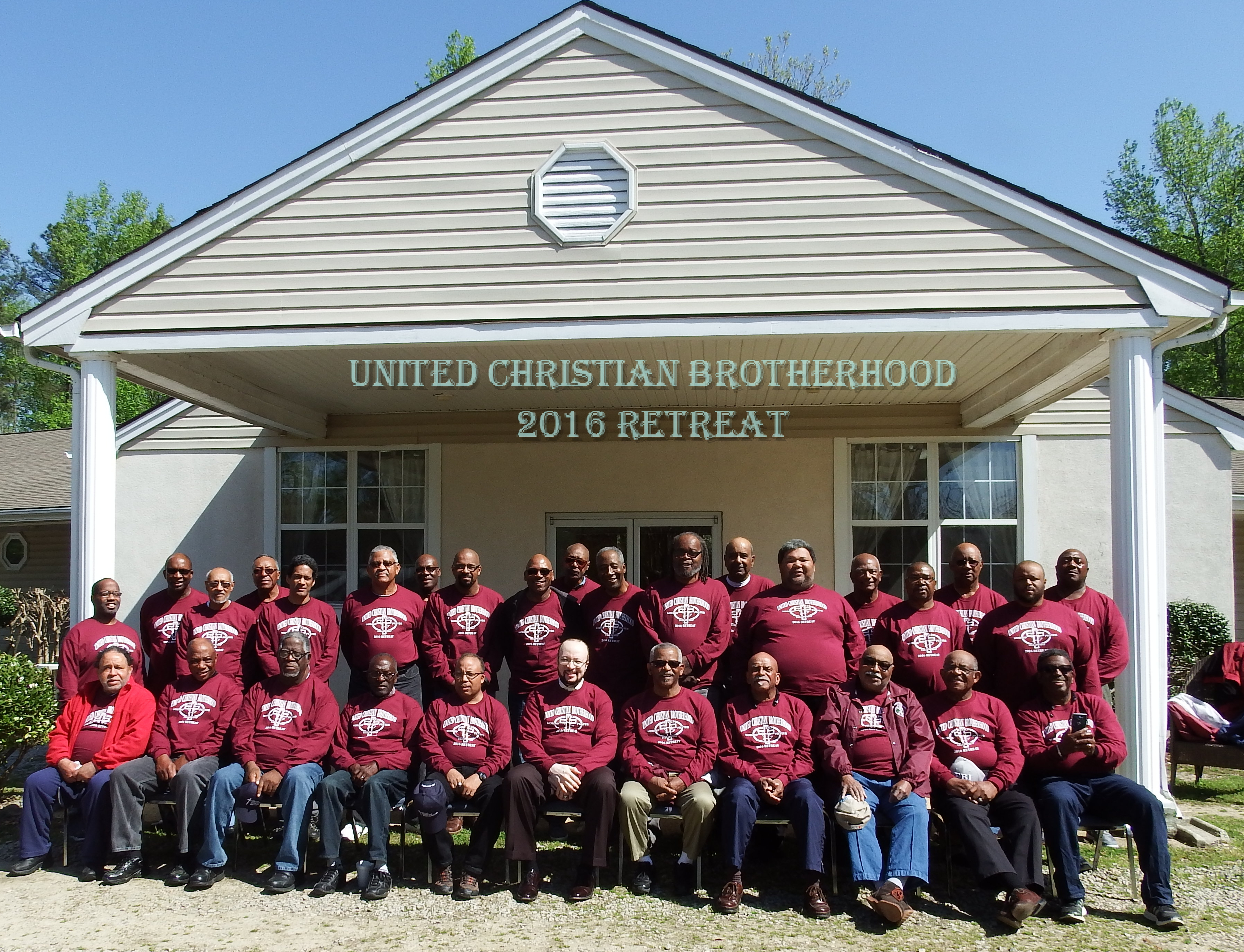 UCB 2016 Retreat Group Picture